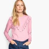 Vero Moda Ruffled Sweatshirt