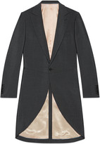 Gucci Wool mohair tailcoat