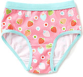 Copper Key Adventure Wear by Little Girls 2T-5 Fruit-Printed Hipster Panties