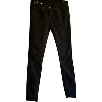 Edwin Black Cotton Jeans for Women