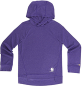 Carhartt Deep Blue Stripe Force® Lightweight Pullover Hoodie - Girls