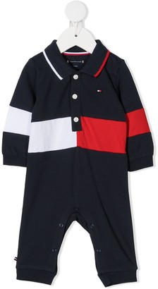 Tommy Hilfiger Junior Polo Bodysuit