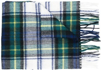 Barbour New Check Dress Gordon tartan scarf