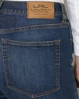 Lauren Ralph Lauren Slimming Classic Straight Jeans