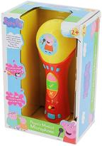 Peppa Pig Musical Microphone
