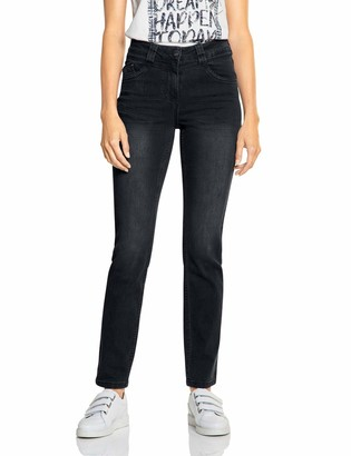 Cecil Women's 372532 Toronto Slim Fit Jeans