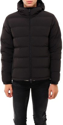 Aspesi Hooded Puffer Jacket