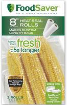 FoodSaver 2-Pack 8x20' Rolls