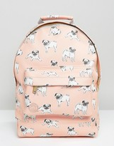Mi-Pac Mini Pug Print Backpack