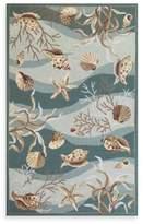 Kas Sonesta 7-Foot 6-Inch x 9-Foot 6-Inch Rug in Seafoam Shells