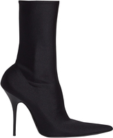 Balenciaga Knife point-toe ankle boots