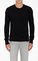 Rag & Bone Men's Kaden Cashmere Sweater-Black
