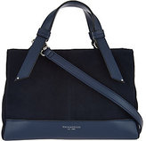 Tignanello As Is Water Resistant Suede RFID Satchel