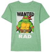 JEM Teenage Mutant Ninja Turtles - Wanted for Being Rad Graphic Tee (Toddler & Little Boys)