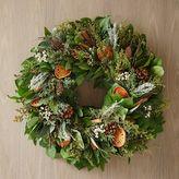 west elm Quince Wreath