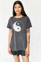Truly Madly Deeply Washed Out Yin-Yang Tee
