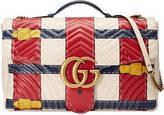 Gucci GG Marmont Tromp l'oeil maxi shoulder bag