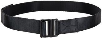 Yohji Yamamoto Y-3 Classic Logo Belt in Black | FWRD