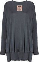 UMA WANG Knitted Relaxed Fit Oversized Jumper