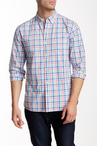 Bonobos Glenville Plaid Long Sleeve Standard Fit Shirt