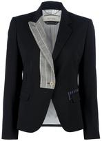 Paul Smith stripe panel jacket