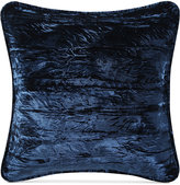 "Tracy Porter Nell Crushed Velvet 20"" Square Decorative Pillow"