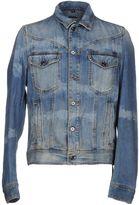 Just Cavalli Denim outerwear - Item 42558862