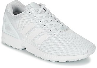 adidas ZX FLUX women's Shoes (Trainers) in White
