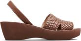 Kenneth Cole Fine Time Woven Platform Sandal