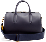 Anya Hindmarch Vere Barrel leather bag