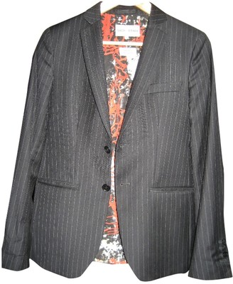 Each X Other Each X Anthracite Wool Jacket for Women