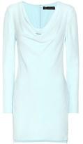 Versace Crêpe dress