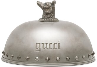 Gucci Cloche with wolf