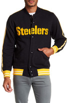 Mitchell & Ness Pittsburg Steelers Fleece Jacket
