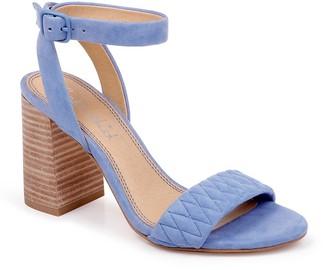 Splendid Seymour Quilted Block Heel Sandal