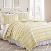 Asstd National Brand Waves Ruffle Quilt Set