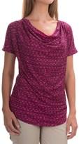 Mountain Hardwear DrySpun Perfect T-Shirt - UPF 25+, Short Sleeve (For Women)