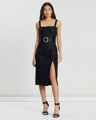 Finders Keepers Lottie Midi Dress