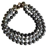 Chanel Baroque Grey Pearls Necklaces