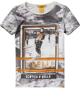 Scotch & Soda Ski Inspired T-Shirt