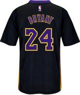 adidas Men's Short-Sleeve Kobe Bryant Los Angeles Lakers Swingman Jersey