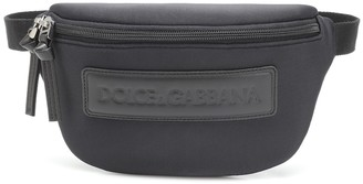 Dolce & Gabbana Kids Neoprene belt bag