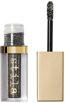 Stila Magnificent Metals Glitter & Glow Liquid Eye Shadow in Black.