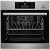AEG BES351010M 60cm Electric Built-in Single Oven