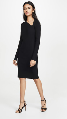 Helmut Lang Raglan Dress