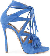 DSQUARED2 tassel tie sandals