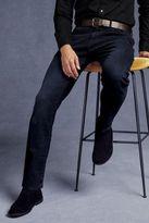 Next Dark Blue Belted Jeans