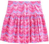 Vineyard Vines Girls Watercolor Whale Tail Skirt