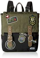 Bioworld Men's Star Wars Rogue One Rebel Mini Backpack