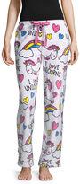 Asstd National Brand Fluffy the Unicorn Plush Pajama Pant